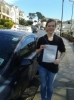 Ana Dunn passed with Freedom Driver Training